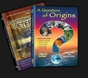 VALUE PACK: Question of Origins and Countdown to Eternity DVD's