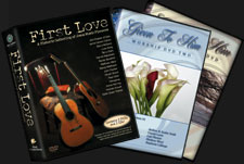 First Love SPECIAL OFFER - First Love, Given to Him, and Given to Him Two - DVD's
