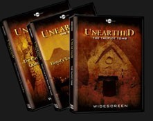 Unearthed Series - DVD's