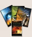 VALUE PACK: Incredible Creatures That Defy Evolution I, II & III DVD's & Book: Evolution Of A Creationist