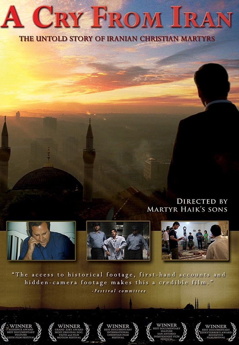 A Cry From Iran - The Untold Story of Iranian Christian Martyrs - DVD