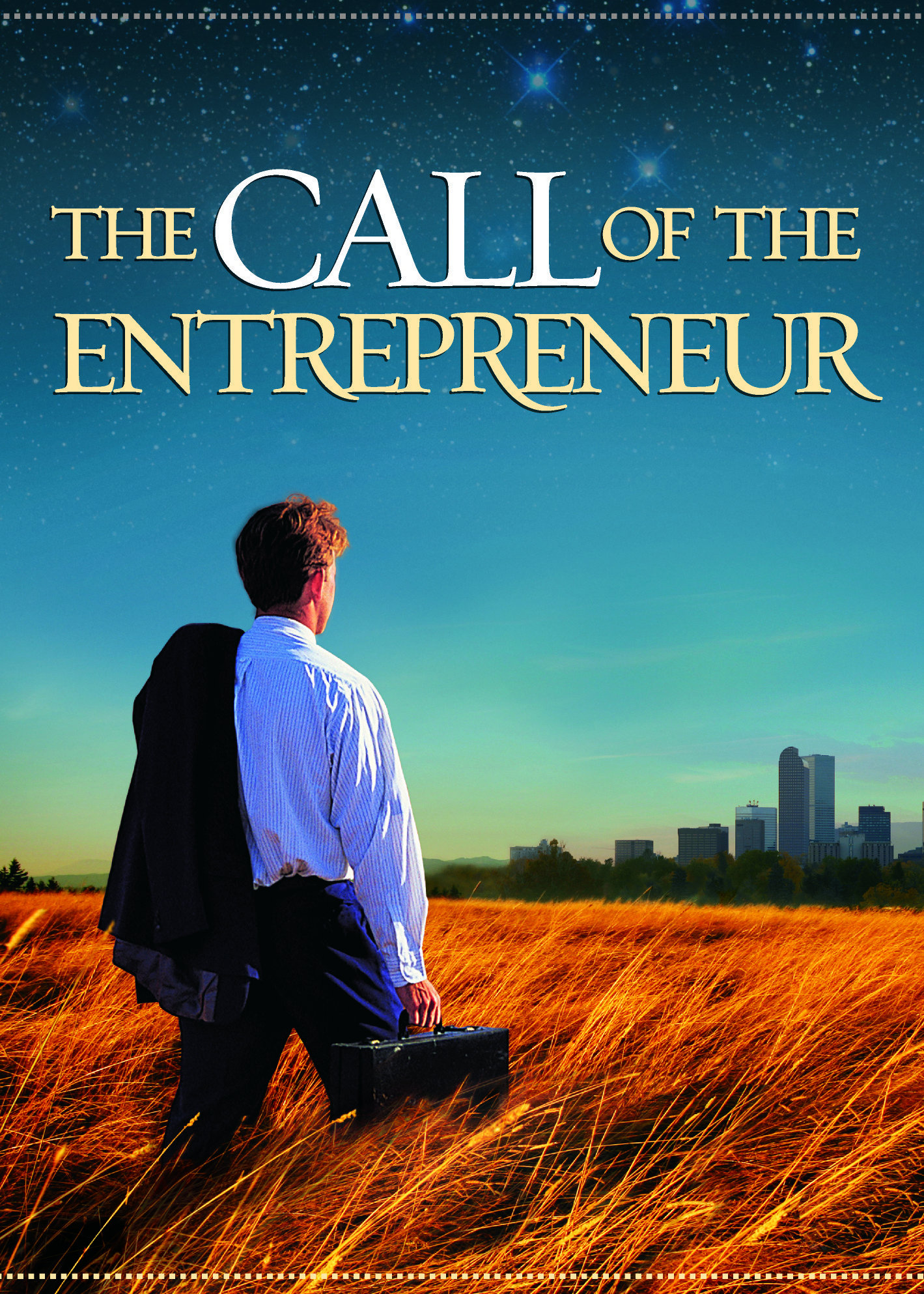 The Call of The Entrepreneur - DVD