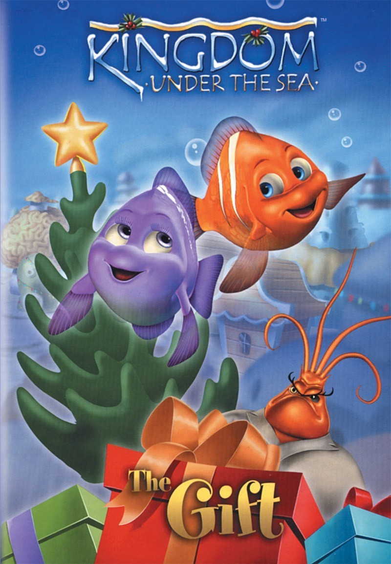 Kingdom Under The Sea : The Gift : DVD