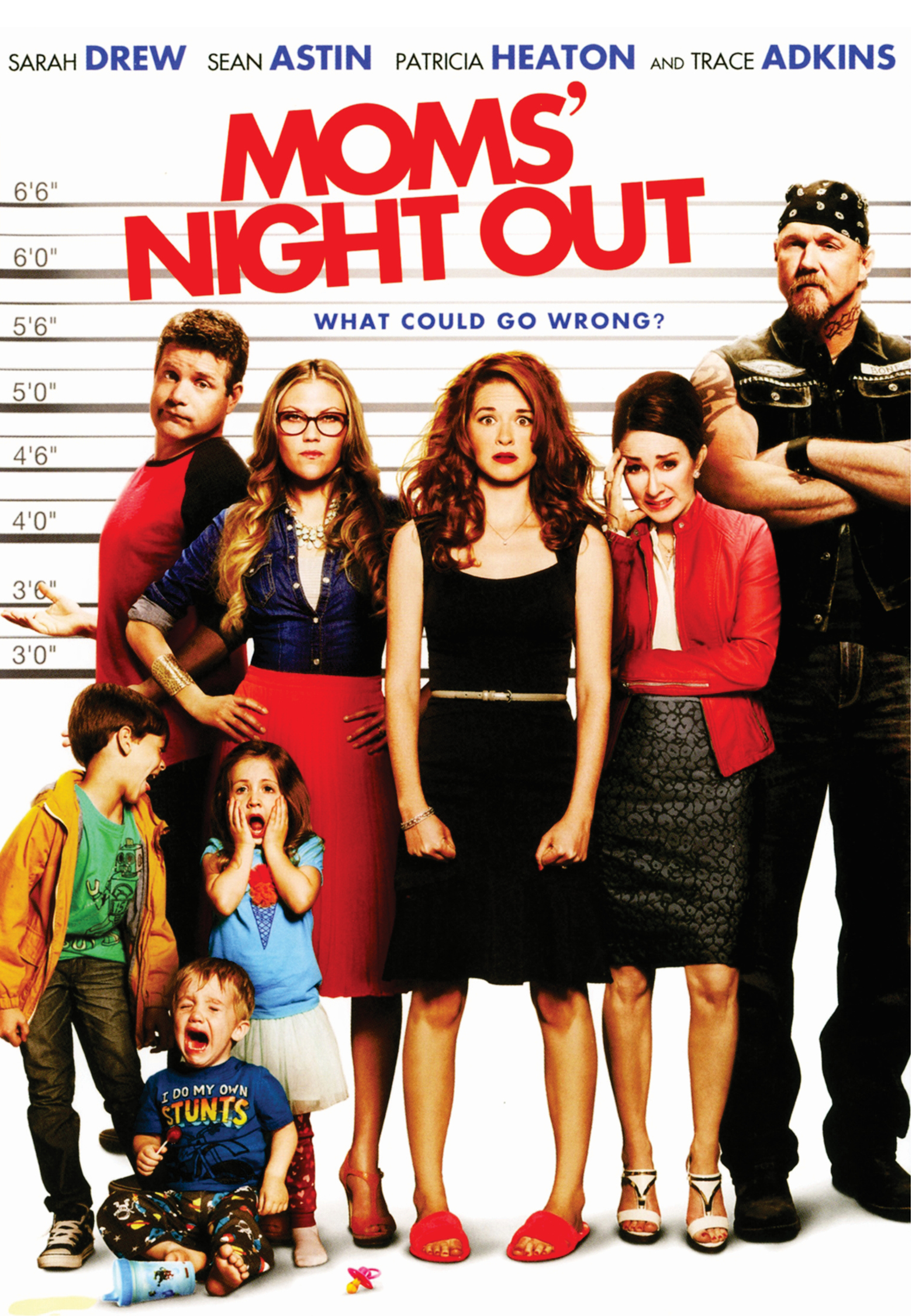 Moms' Night Out- DVD