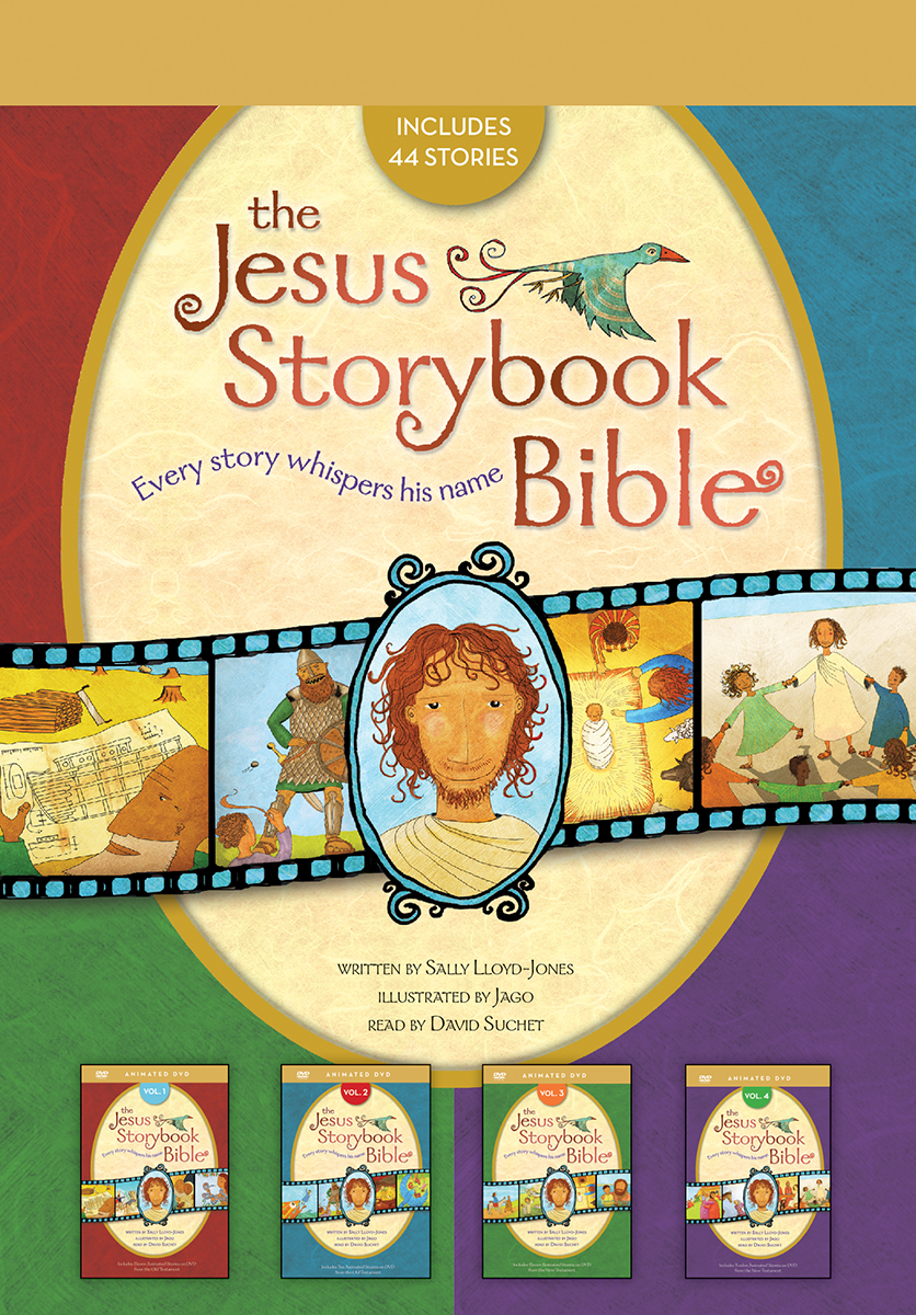 The Jesus Storybook Bible Vol. 1-3