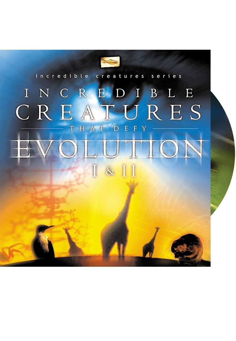 Incredible Creatures That Defy Evolution - Audio Adventure CD