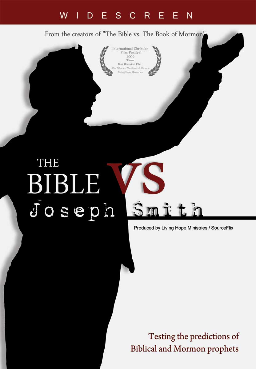 The Bible vs Joseph Smith - DVD