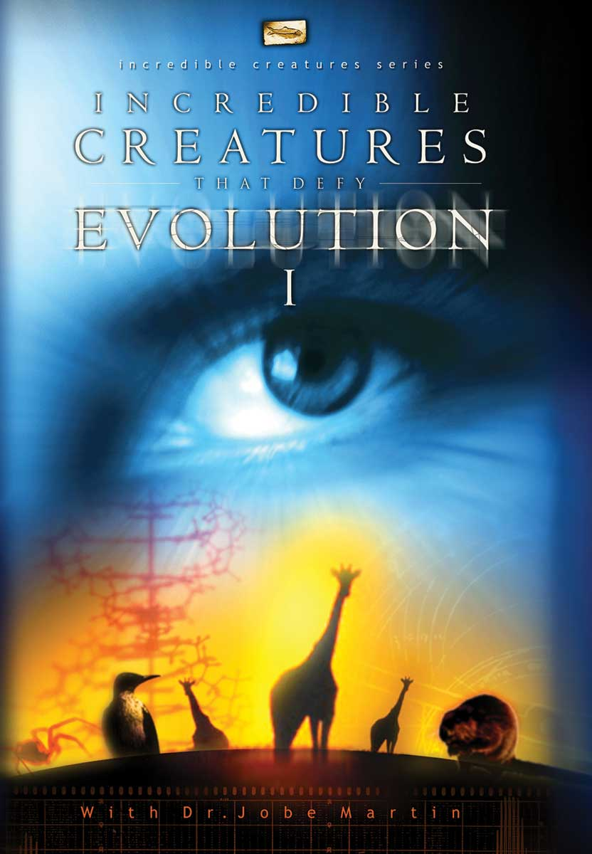 Incredible Creatures That Defy Evolution I - DVD