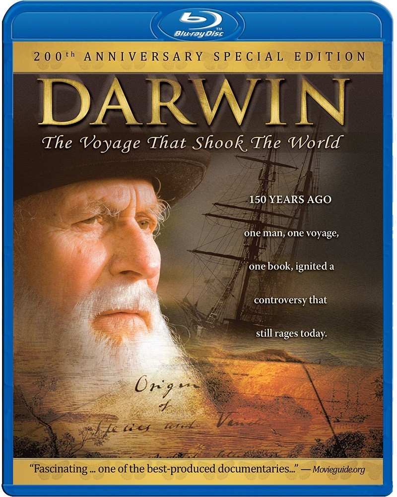 Darwin - The Voyage That Shook the World - BluRay