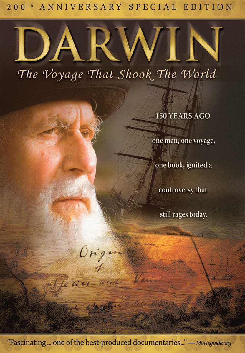 Darwin - The Voyage That Shook the World - DVD