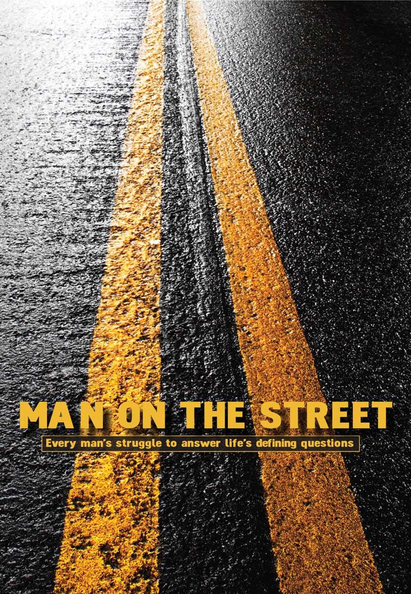 Man on the Street - DVD