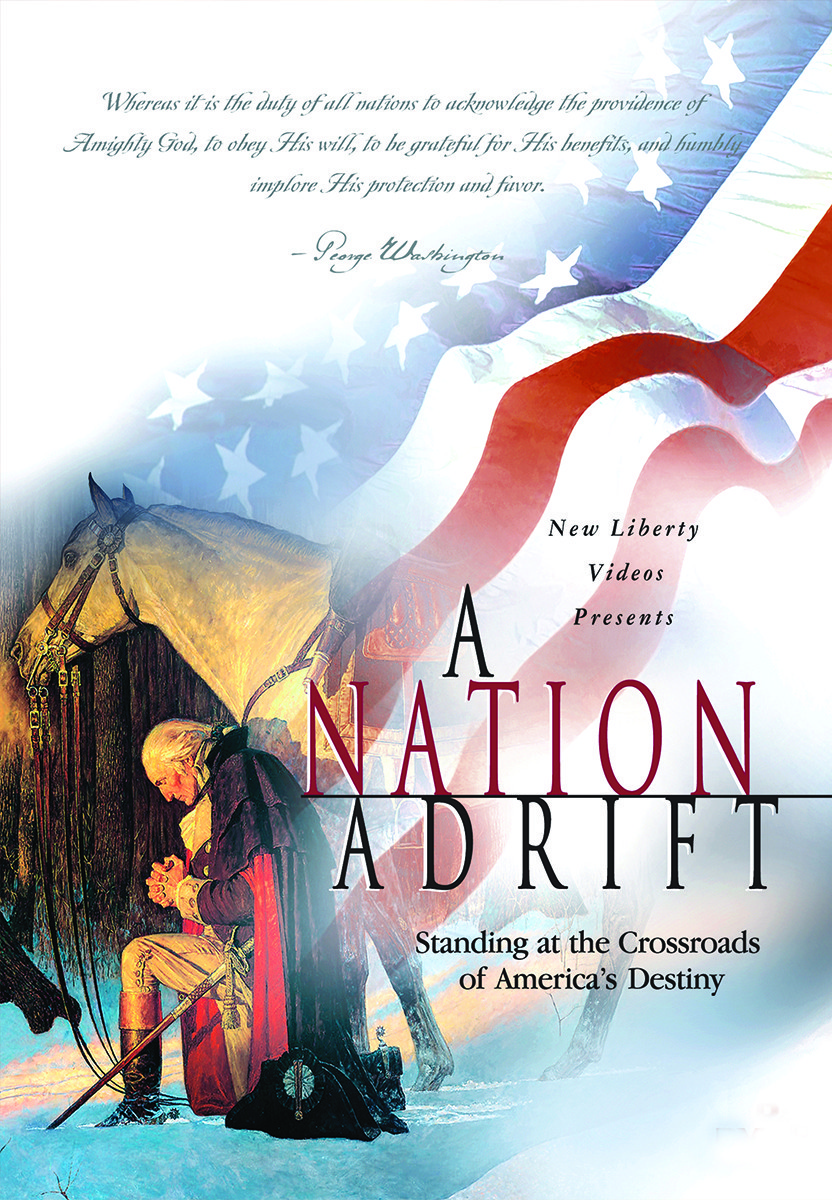 A Nation Adrift - DVD