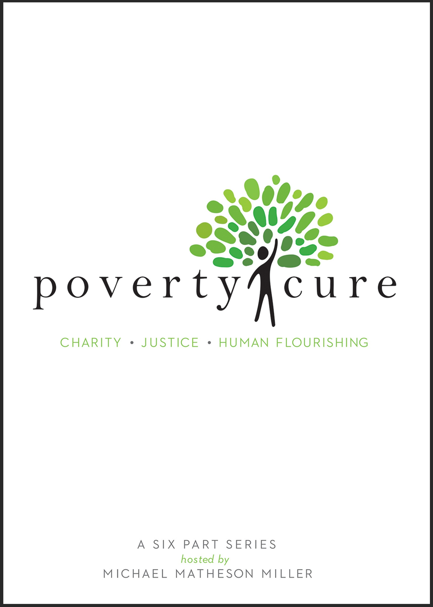 Poverty Cure - 4 DVD Series