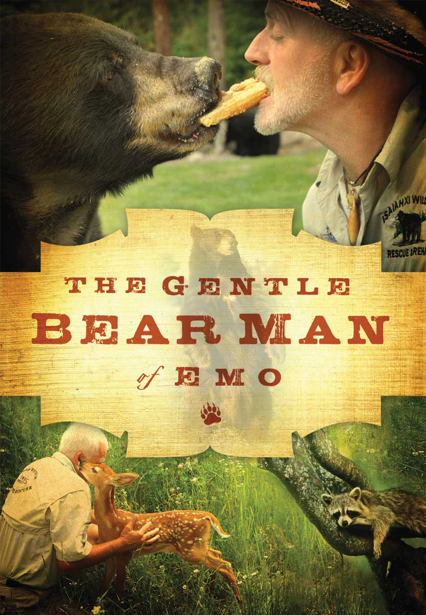 The Gentle Bear Man of Emo