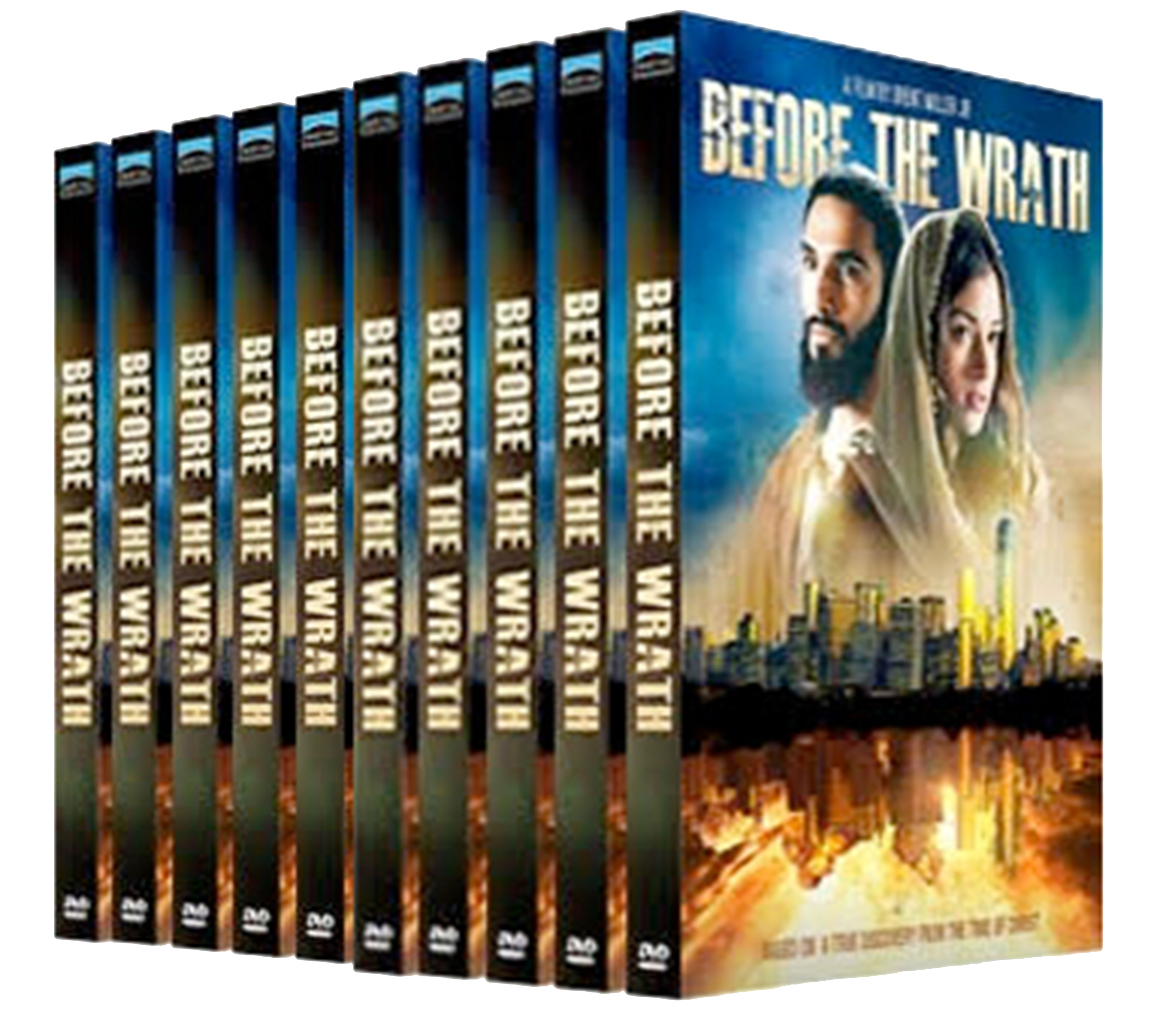 Before The Wrath - 10 DVD pack