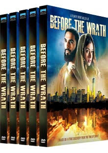 Before The Wrath DVD 5 Pack